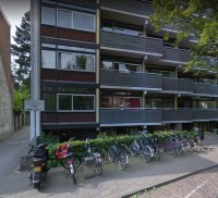 Studentenflat Van Nispenstraat